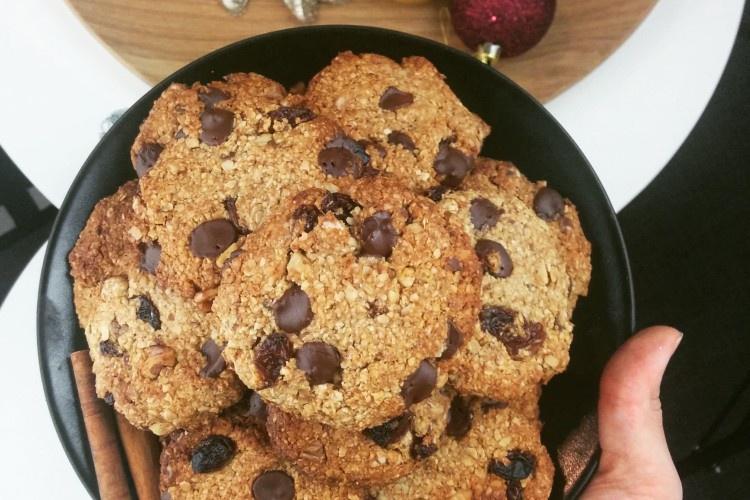 Glutenfree chocolate cookies