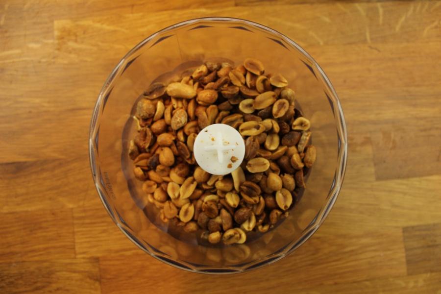 Pindakaas recept