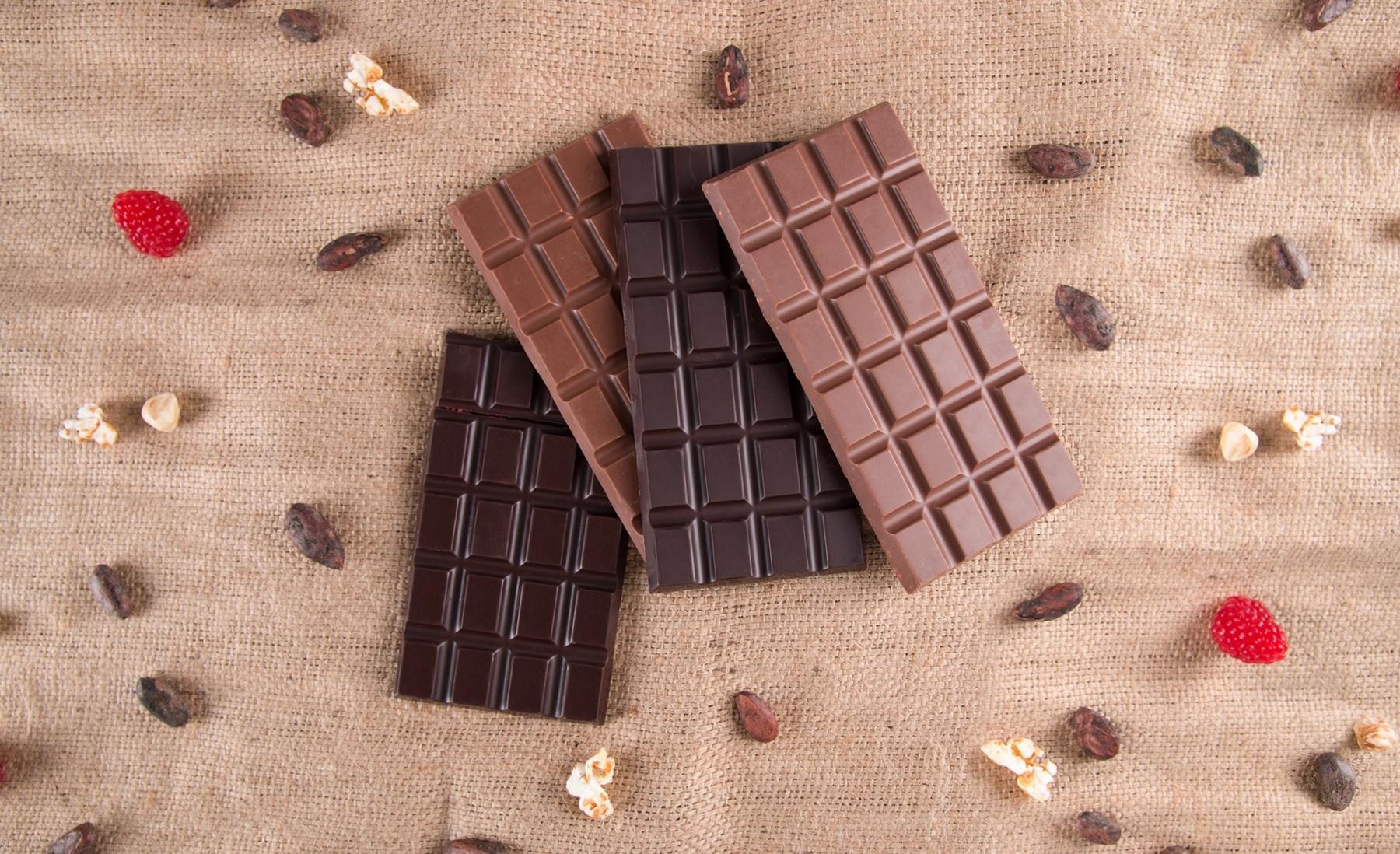 Chocolade mix - Voor chocoladelovers