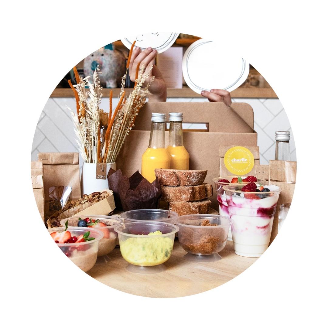 Brunchbox - Fijne selectie dagverse lekkernijen om thuis samen van te genieten