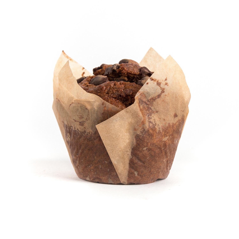 Filip - Kruimelige hazelnoot bananenmuffin